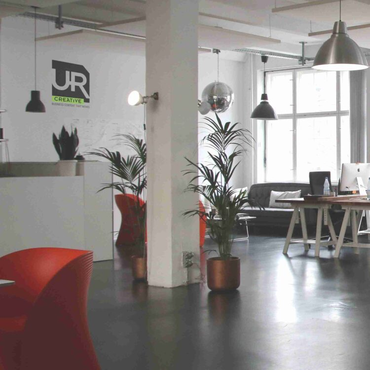 URCREATIVE AT OFFICE